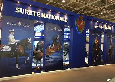 Stand Sureté Nationale