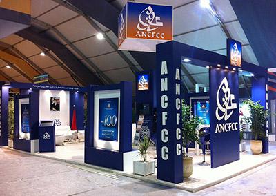 Stand ANCFCC Paris - Bruxelles